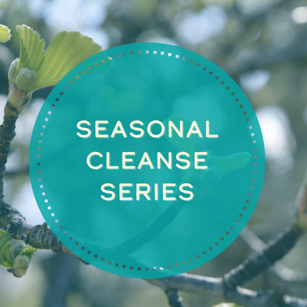 Seasonal Cleanse Series Ayurvedic Cleansing