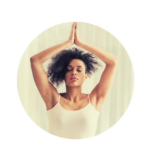 Gemini Full Moon Yoga practice